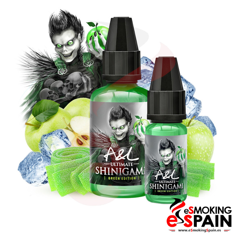 Aroma A&L Ultimate Shinigami Green Edition 30ml (nº11)