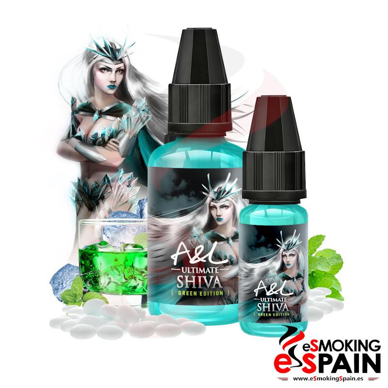 Aroma A&L Ultimate Shiva Green Edition 30ml (nº17)