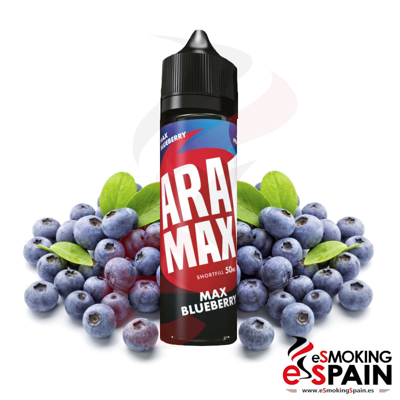 Amarax Max Blueberry 50ml 0mg