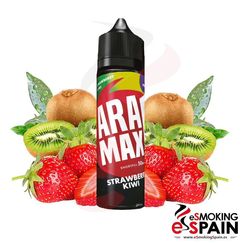 Amarax Strawberry Kiwi 50ml 0mg