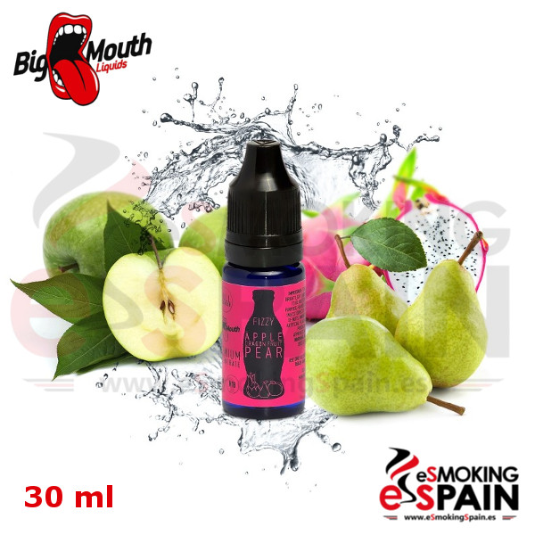 Aroma Big Mouth (Fizzy) APPLE DRAGONFRUIT PEAR 30ml