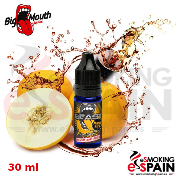 Aroma Big Mouth (Classic) Beast Melon Kick 30ml
