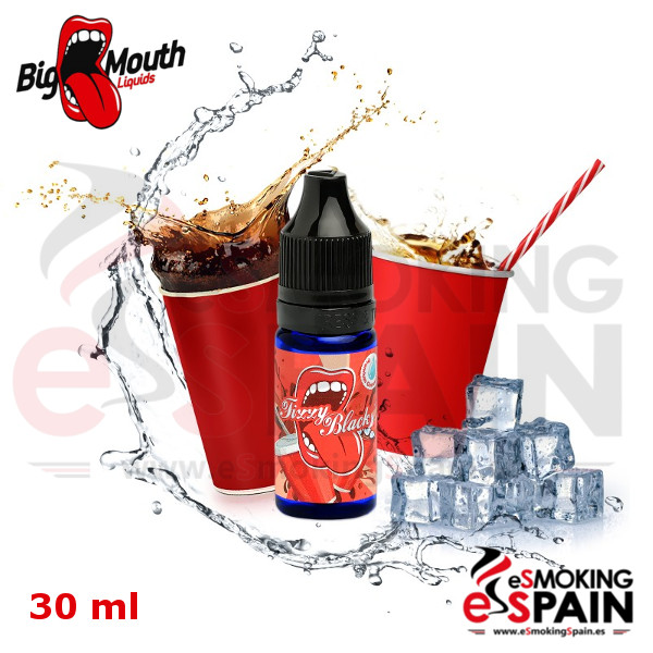 Aroma Big Mouth (Classic) Fizzy Black 30ml