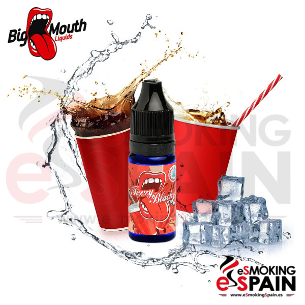 Aroma Big Mouth (Classic) Fizzy Black 10ml
