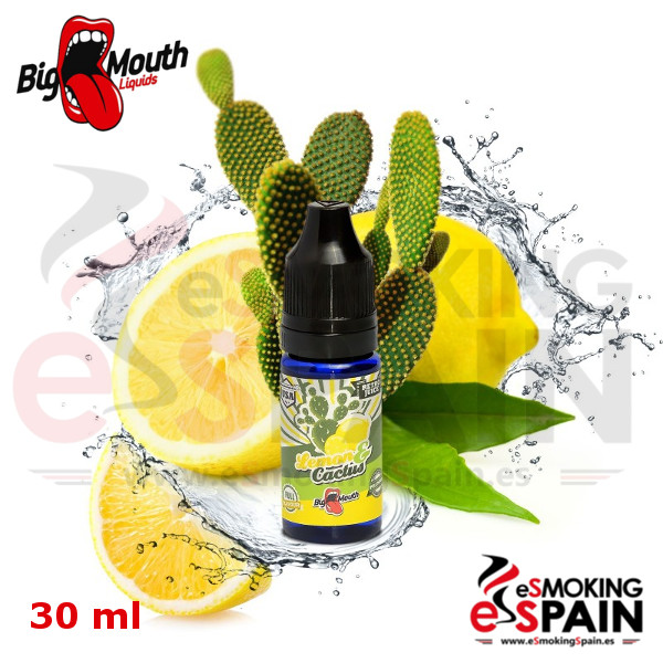 Aroma Big Mouth (Retro Juice) Lemon & Cactus 30ml
