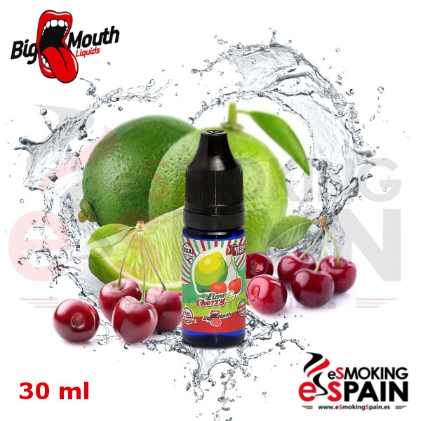 Aroma Big Mouth (Retro Juice) Lime & Cherry 30ml