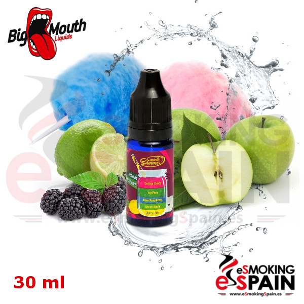 Aroma Big Mouth (Smooth Summer) Lime Green Apple 30ml