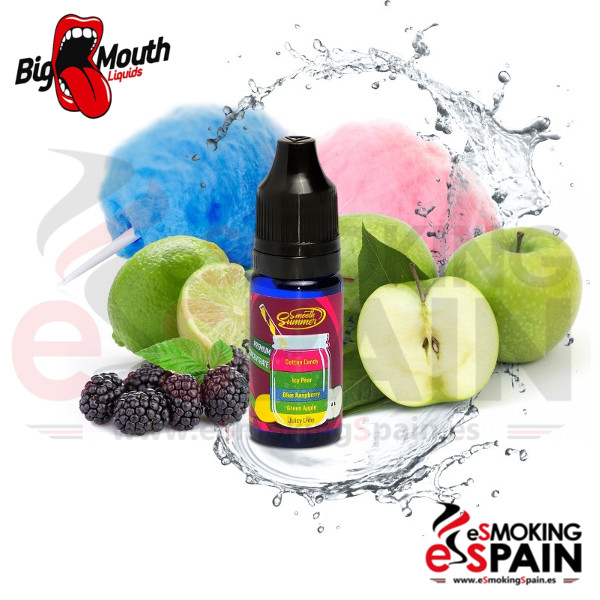 Aroma Big Mouth (Smooth Summer) Lime Green Apple 10ml