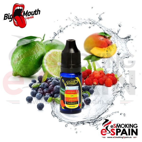 Aroma Big Mouth (Smooth Summer) Lemonade Forest Blueberry 10ml