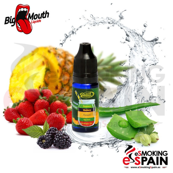Aroma Big Mouth (Smooth Summer) Strawberry Jam 10ml