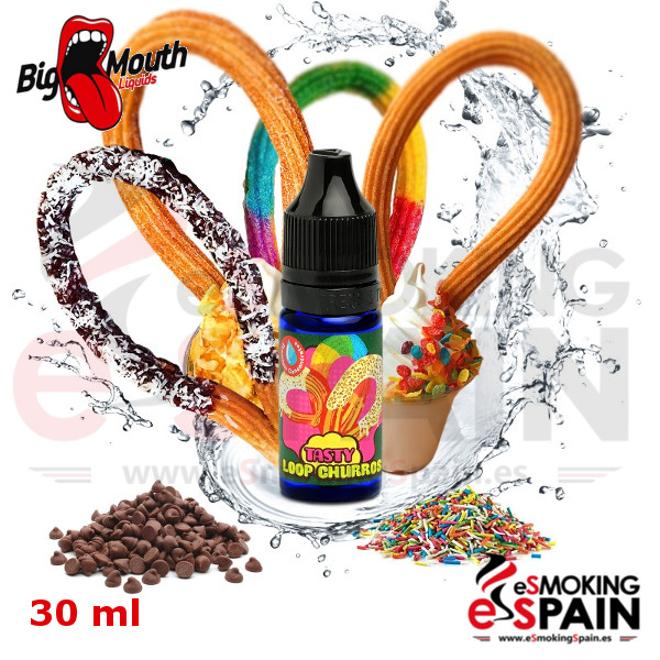 Aroma Big Mouth (Tasty) Loop Churros 30ml