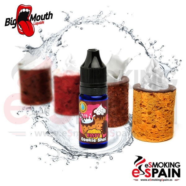 Aroma Big Mouth (Tasty) Cookie Shot 10ml