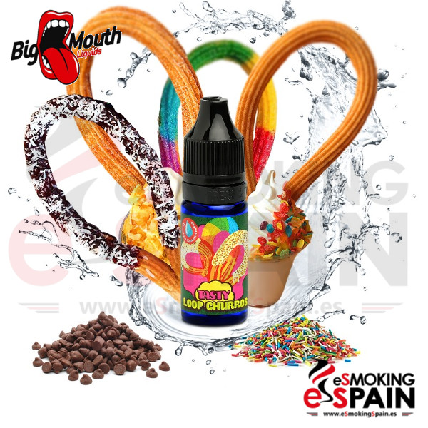 Aroma Big Mouth (Tasty) Loop Churros 10ml
