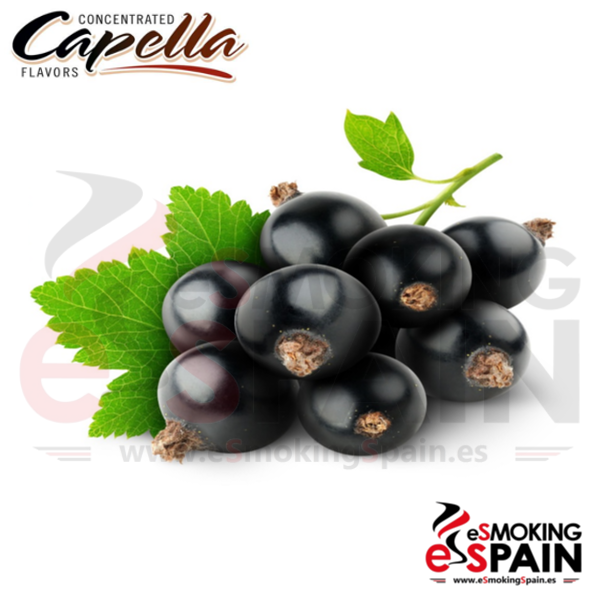Aroma Capella Blackcurrant 10ml (nº125)