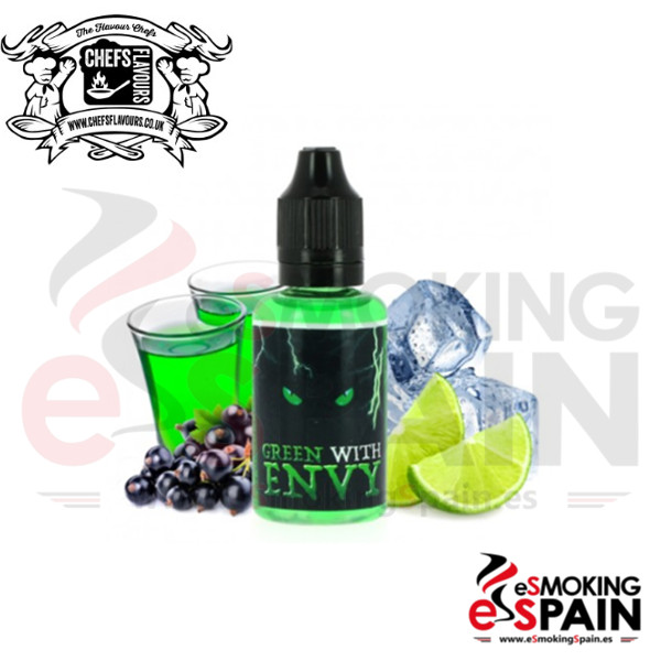 Aroma Chefs Flavours Green With Envy 30ml (CV42)