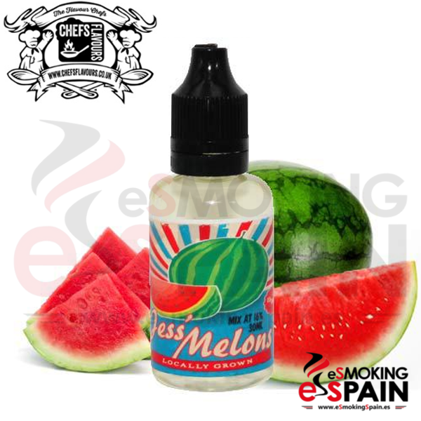 Aroma Chefs Flavours Jess Melons 30ml (CV14)