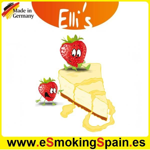 Aroma Ellis ¨ Fantastic Strawberry ¨ 10ml (E014)
