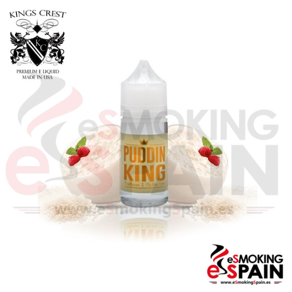 Aroma Kings Crest Puddin King 30ml