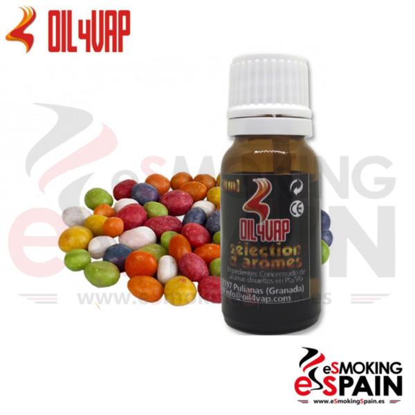Aroma Oil4Vap Caramelos De Frutas 10ml (nº100)