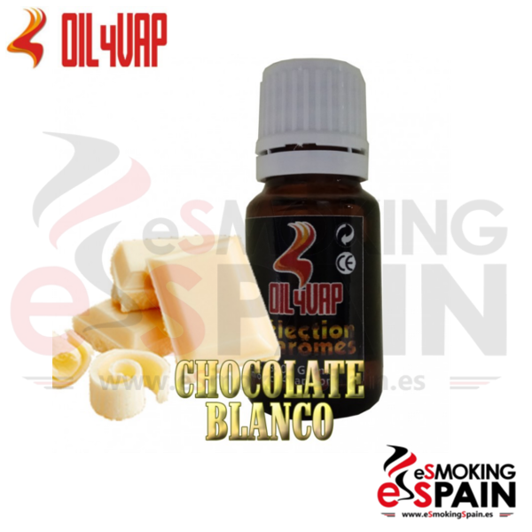 Aroma Oil4Vap Chocolate Blanco 10ml (nº20)