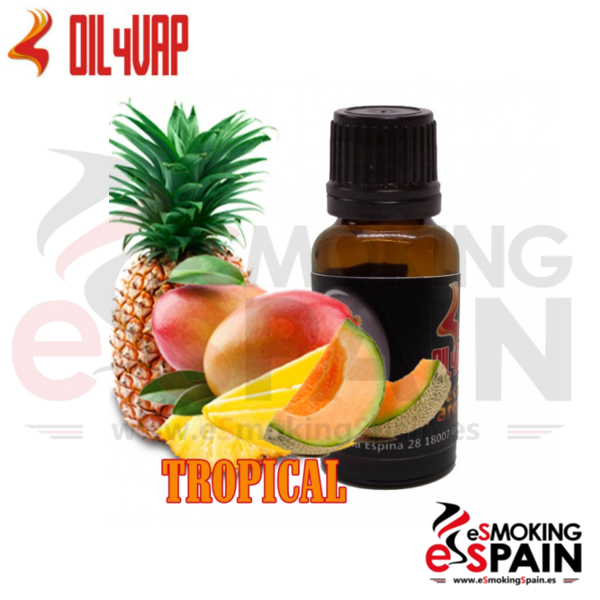 Aroma Oil4Vap Tropical 10ml (nº79)