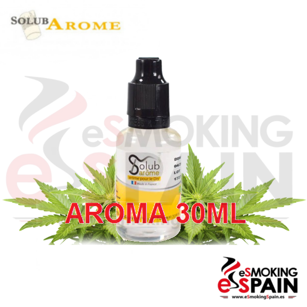 Aroma SolubArome 30ml Cannabis Relax (105)
