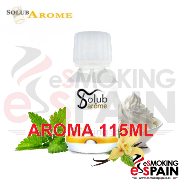 Aroma SolubArome 115ml Pepper Mint Cream (039)