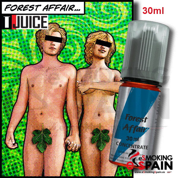 Aroma T-Juice 30ml Forest Affair (nº5)