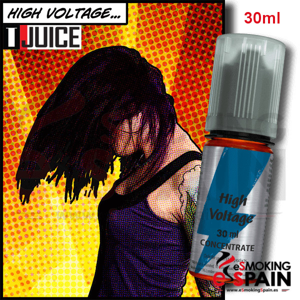 Aroma T-Juice 30ml High Voltage (nº36)