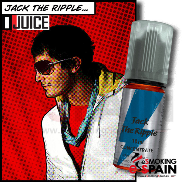 Aroma T-Juice 10ml Jack the Ripple (nº24)