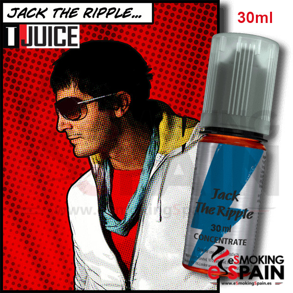 Aroma T-Juice 30ml Jack the Ripple (nº8)