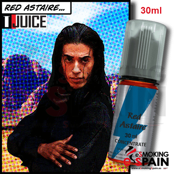 Aroma T-Juice 30ml Red Astaire (nº11)