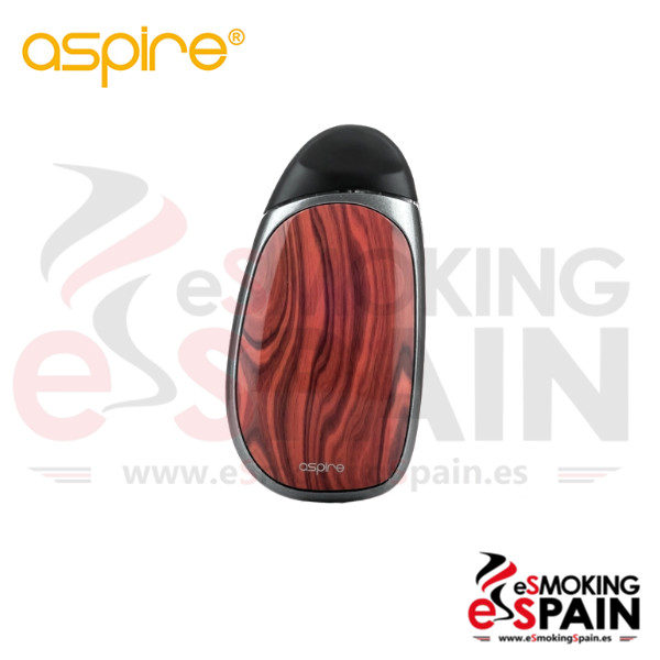 Aspire Cobble Aio Pod Kit Wood Grain