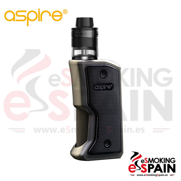 Aspire Feedling Revvo Kit Gunmetal Chrome