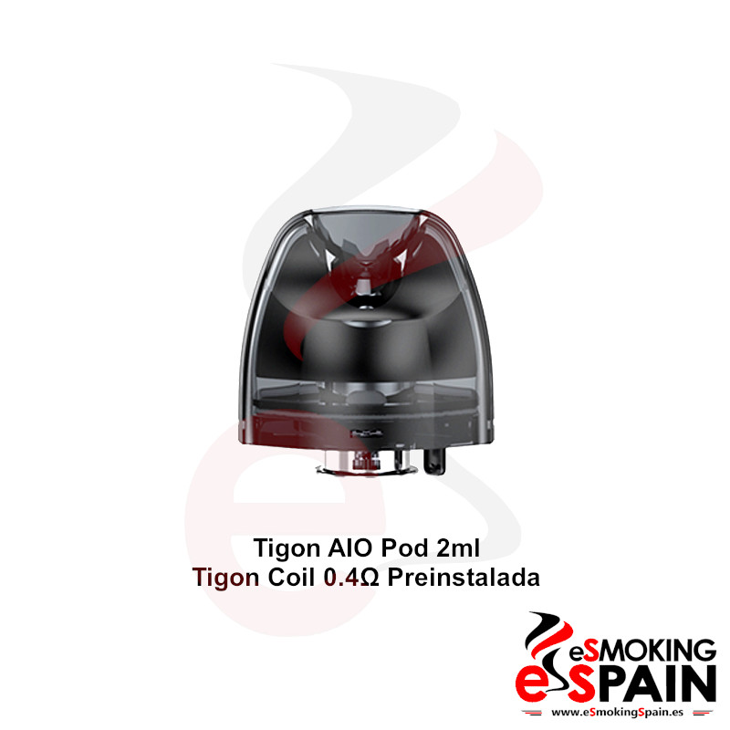 Aspire Tigon AIO Pod 2ml