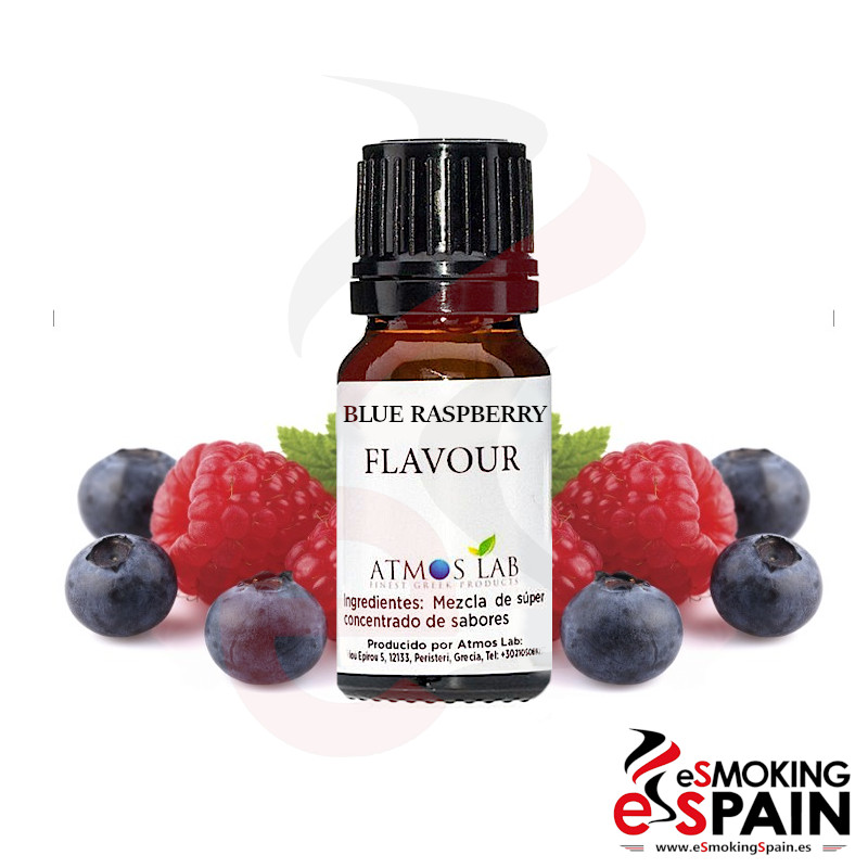 ATMOS LAB Blue Raspberry flavour 10ml (nº33)