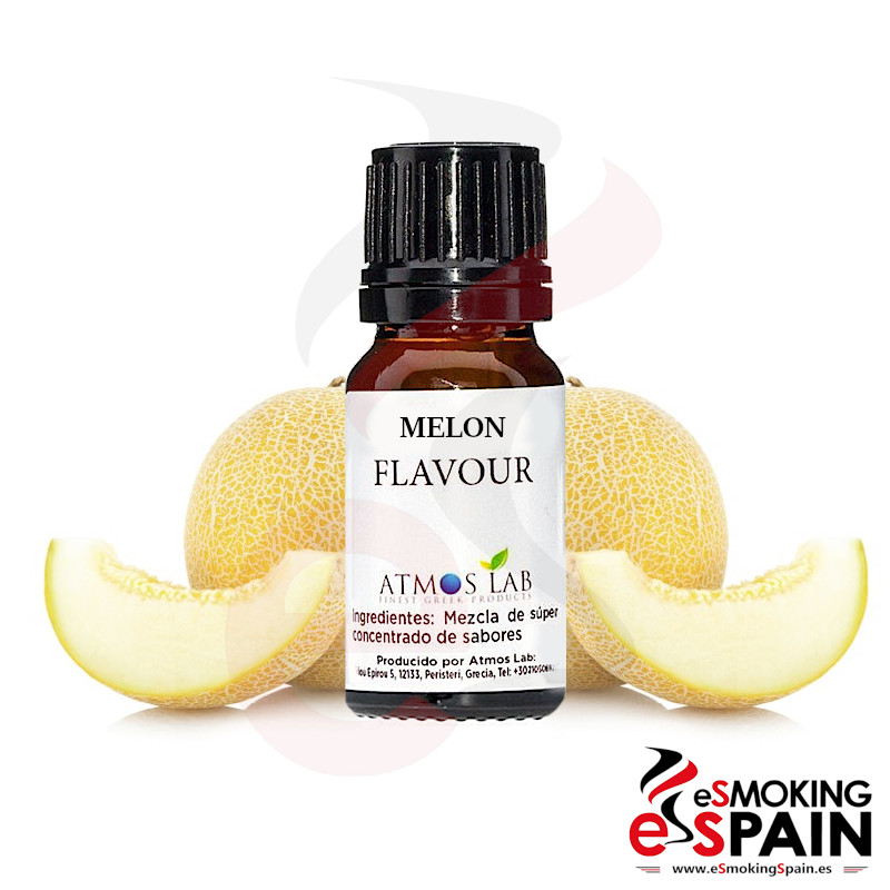 ATMOS LAB Melon  flavour 10ml (nº27)