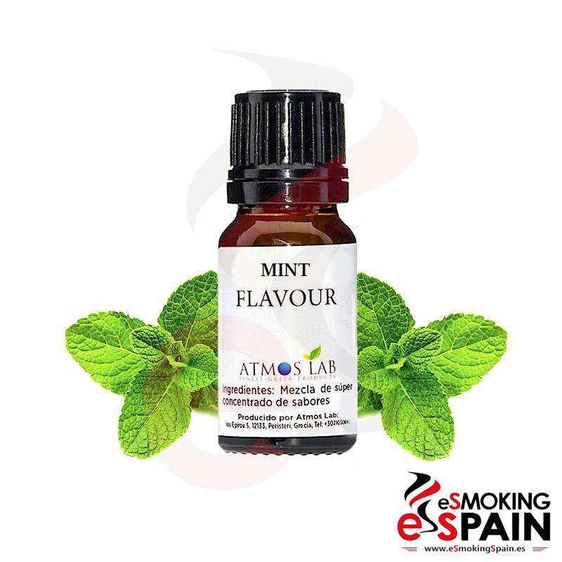 ATMOS LAB Mint flavour 10ml (nº19)