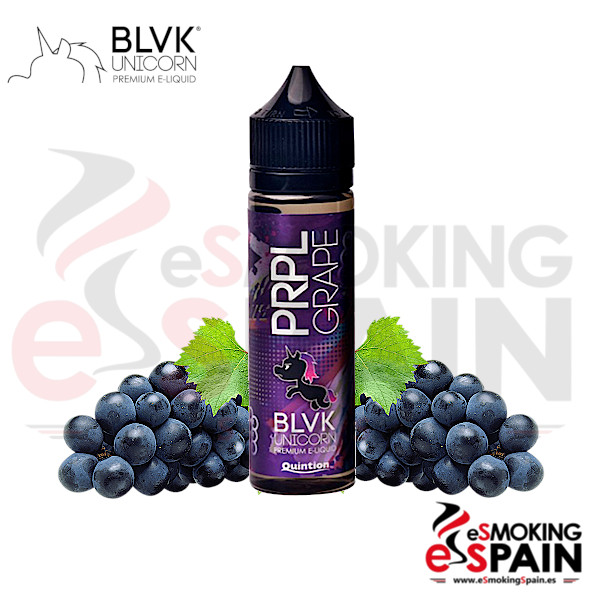 BLVK Unicorn PRPL Grape 50ml 0mg