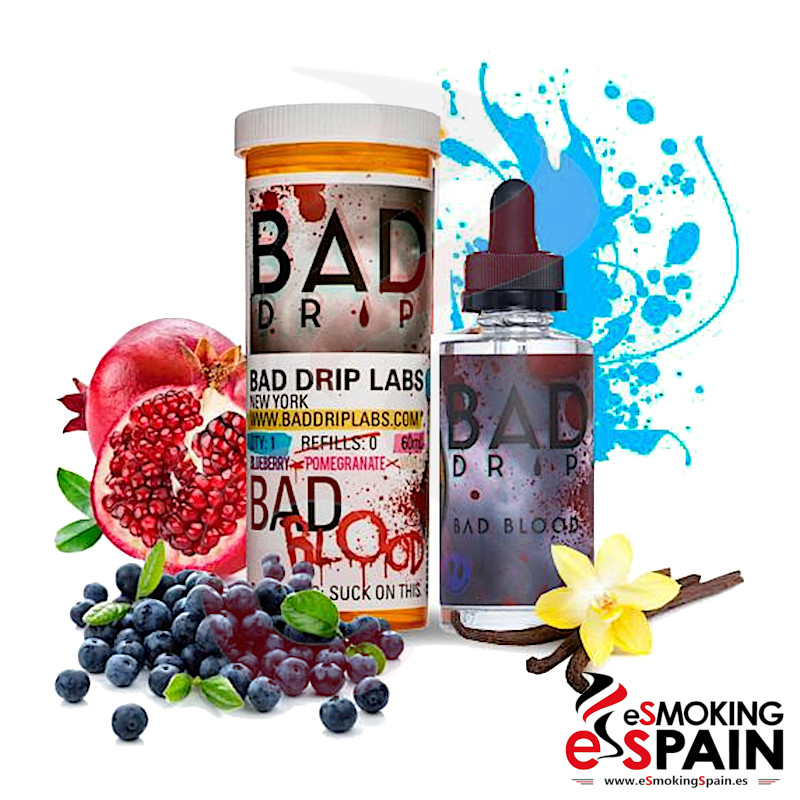 Bad Drip Labs Bad Blood 50ml 0mg