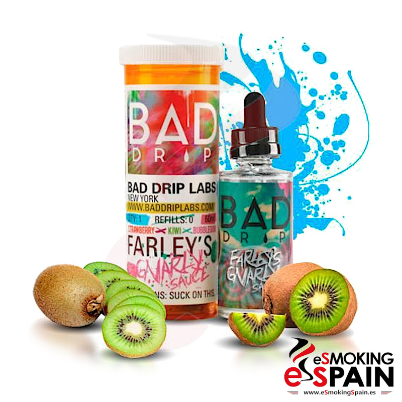 Bad Drip Labs Farley´s Gnarly Sauce 50ml 0mg