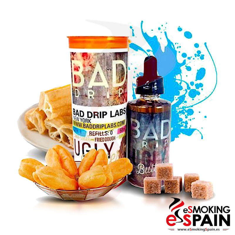 Bad Drip Labs Ugly Butter 50ml 0mg