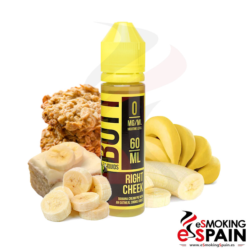 Banana Butt Right Cheek 50ml 0mg