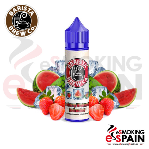 Liquido Barista Brew Strawberry Watermelon Frozen 50ml 0mg