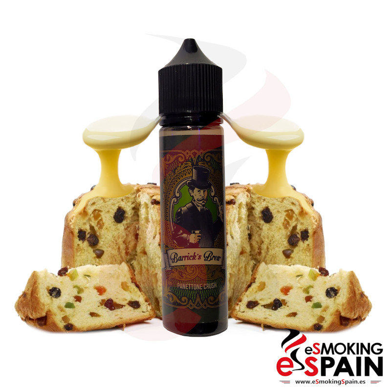 Barriks Brew Panettone Crush 50ml 0mg