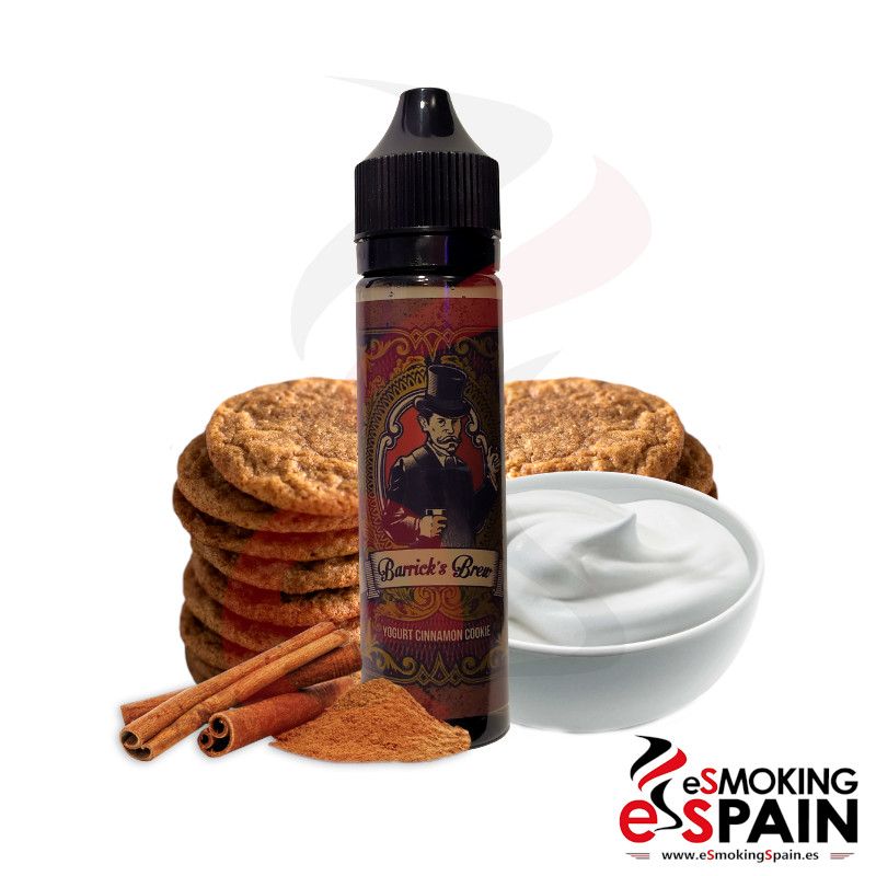Barriks Brew Yogurt Cinnamon 50ml 0mg