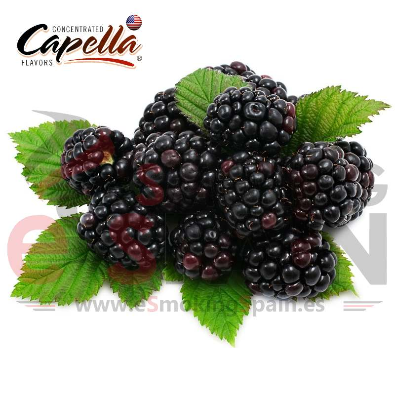 Aroma Capella Blackberry 10ml (nº46)