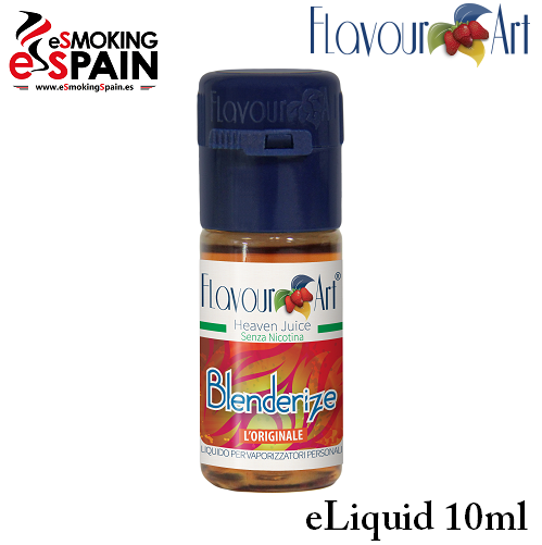 Eliquid FlavourArt BLENDERIZE 10ml (nºL6)