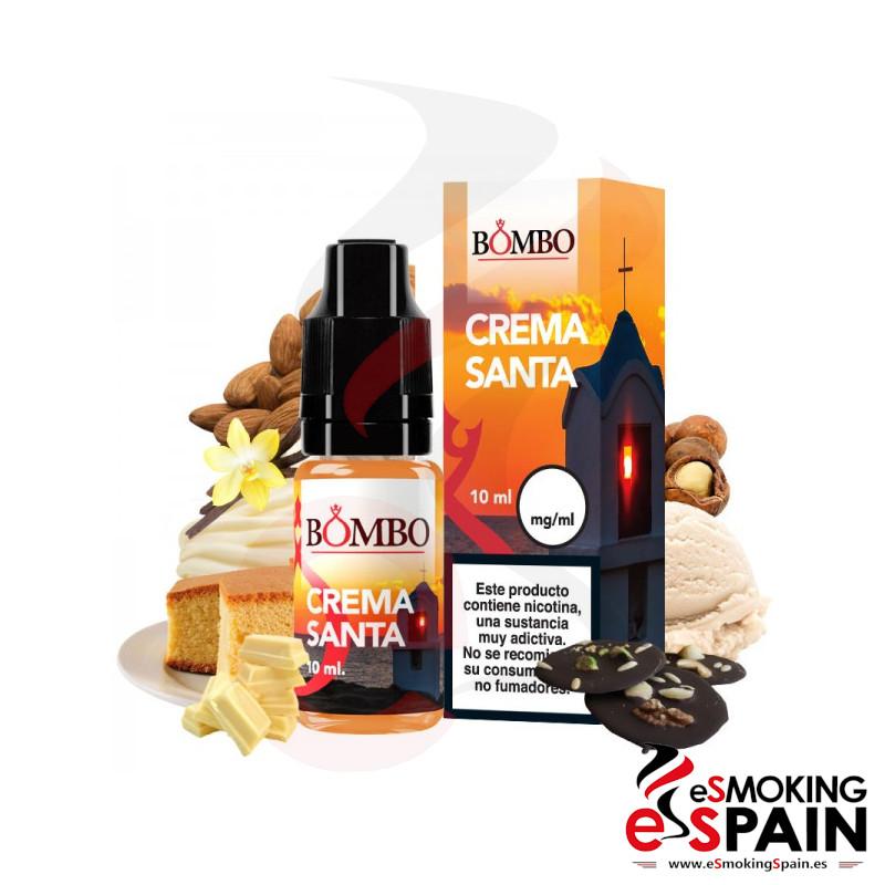 Bombo Eliquids Crema Santa 10ml