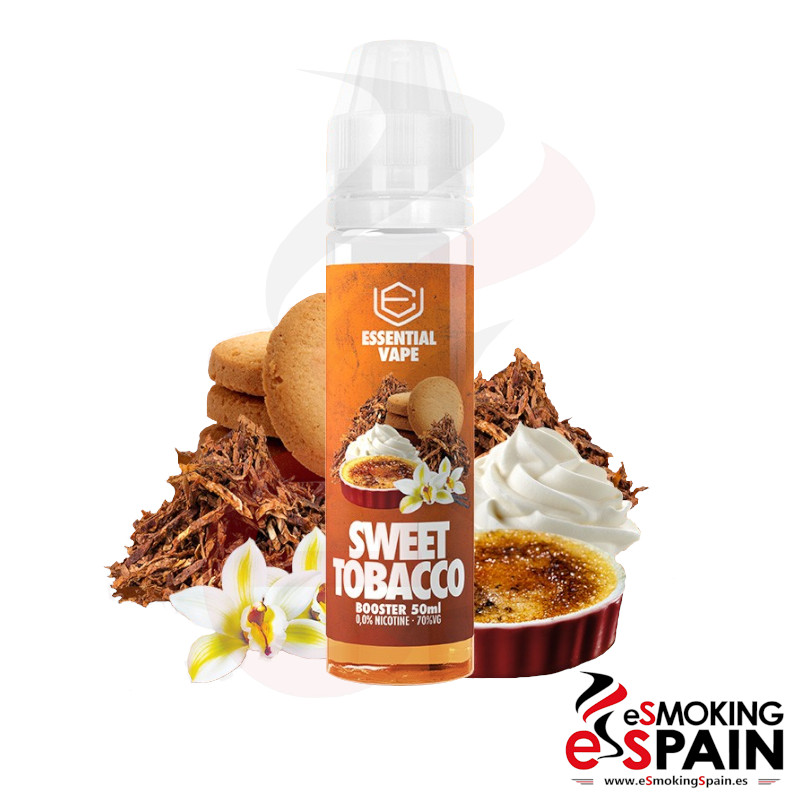 Bombo Essential Vape Sweet Tobacco 50ml 0mg